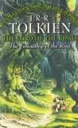 The Lord of the Rings The Fellowship of the Ring by JRR Tolkien paperback (1999 Harper Collins Geoff Taylor artwork)